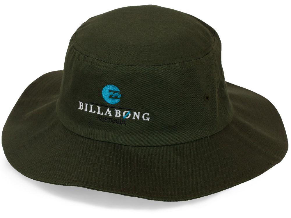 Оливковая шляпа Billabong