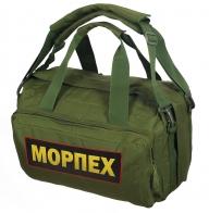 Оливковая камуфляжная сумка МОРПЕХ