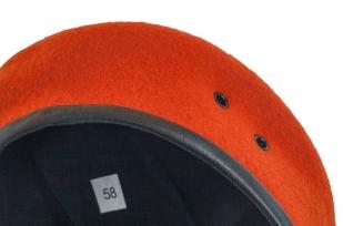 Оранжевый берет МЧС от производителя высокого качества