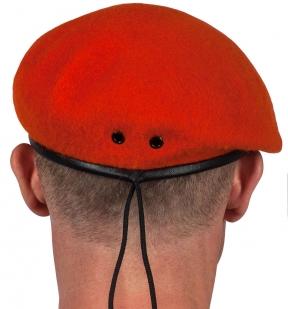 Оранжевый берет МЧС от производителя с доставкой