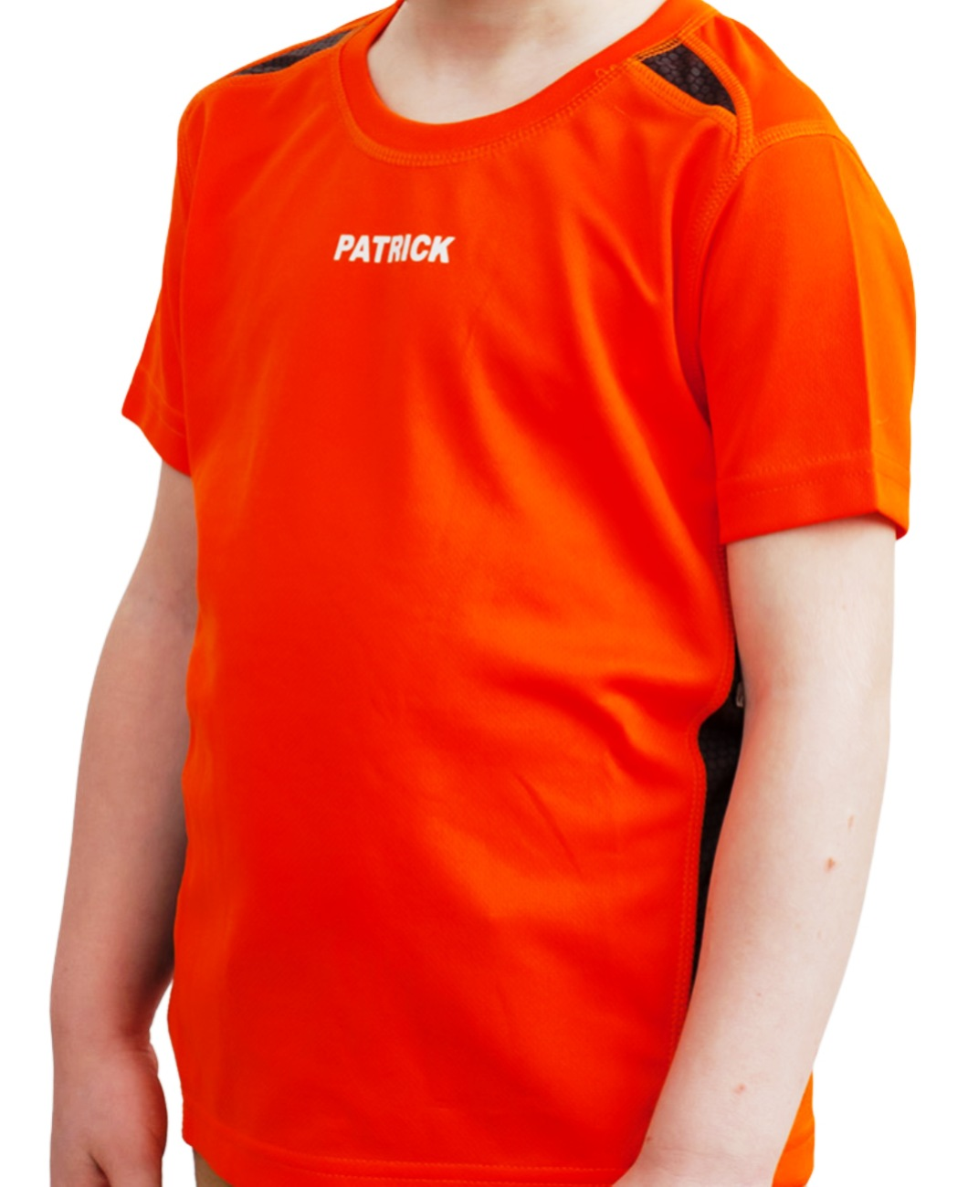 Оранжевая футболка (Patrick, Бельгия) №N563