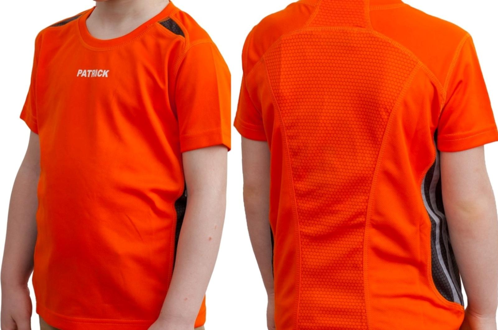 Оранжевая футболка с доставкой