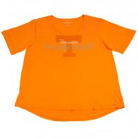 Оранжевая футболка от Emerson Street