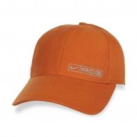 Оранжевая кепка ACG.