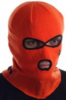 Оранжевая маска от Volcom