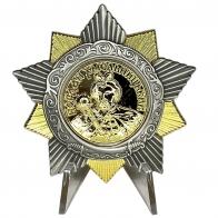 Орден Богдана Хмельницкого 1 степени на подставке