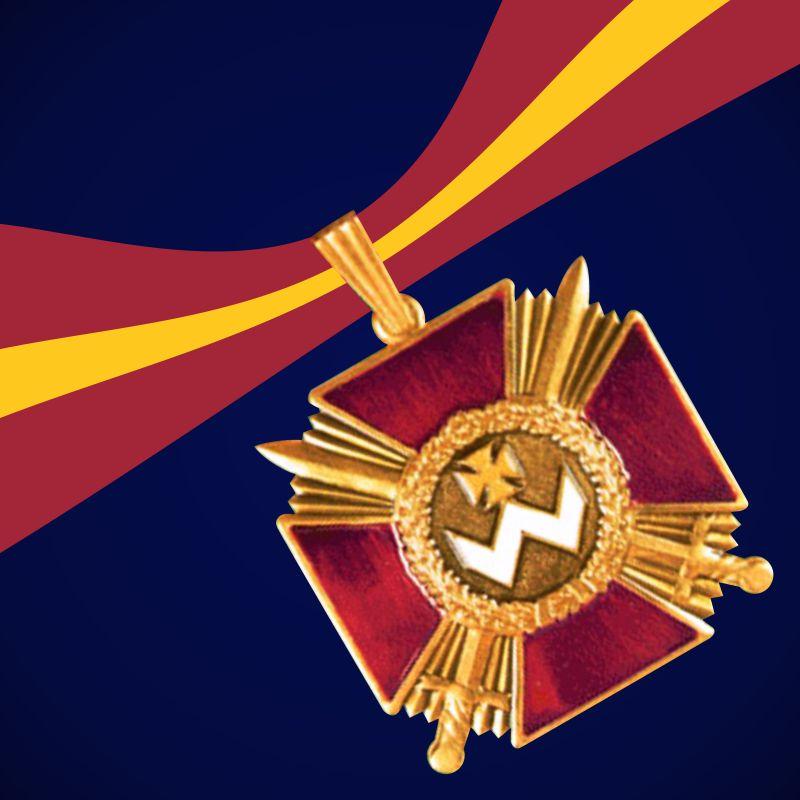 Орден Богдана Хмельницкого (Украина) 1 степени