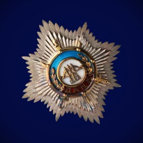 Орден Данк (Славы) 1 степени (Казахстан)