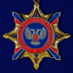 Орден ДНР - аверс