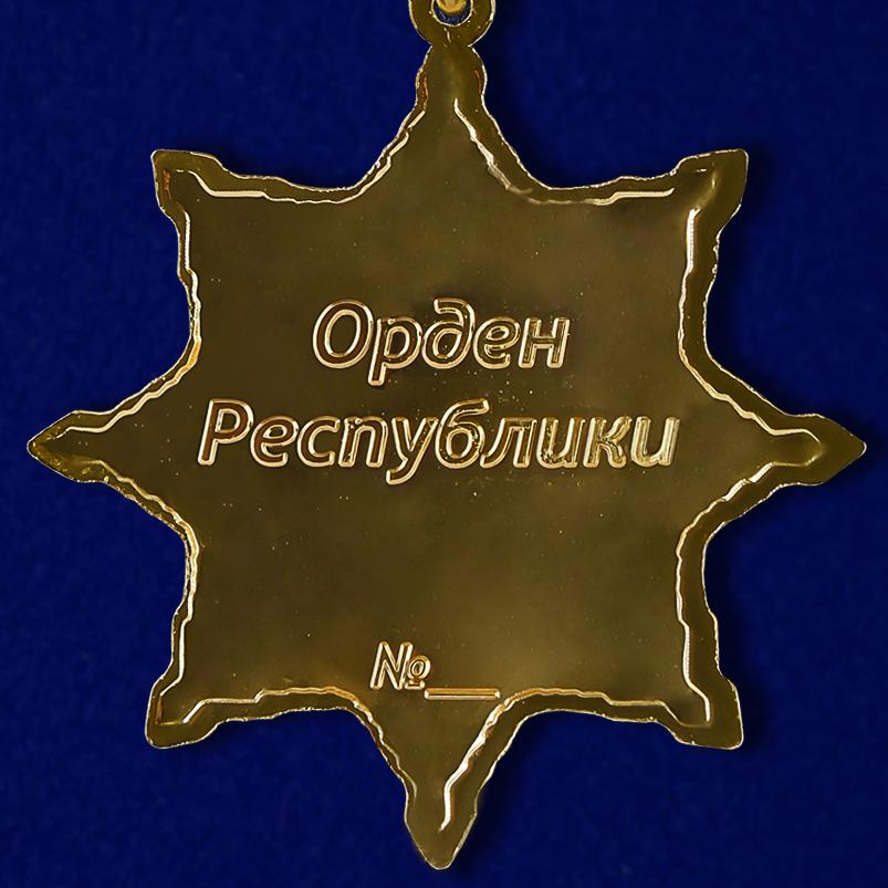 Орден ДНР - реверс