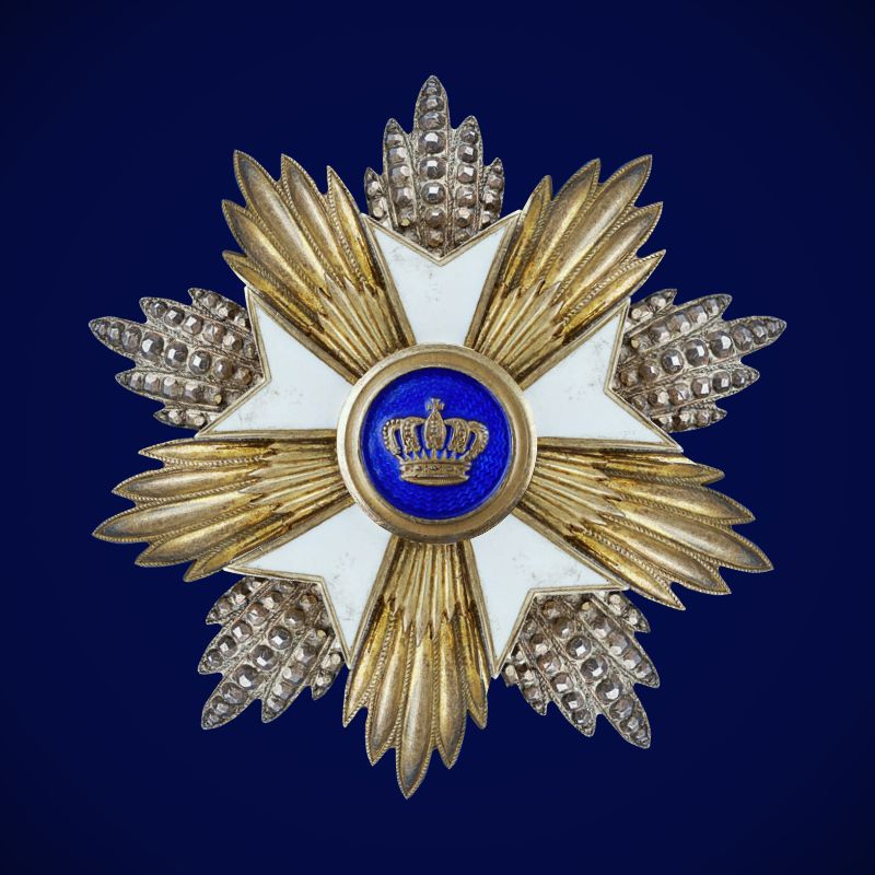 Орден Короны (Бельгия)