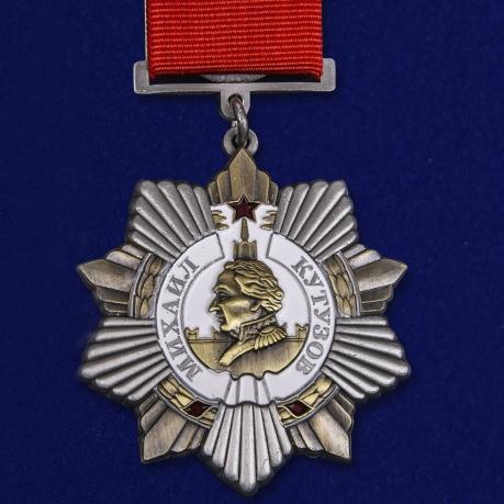 Орден Кутузова I степени (на колодке)