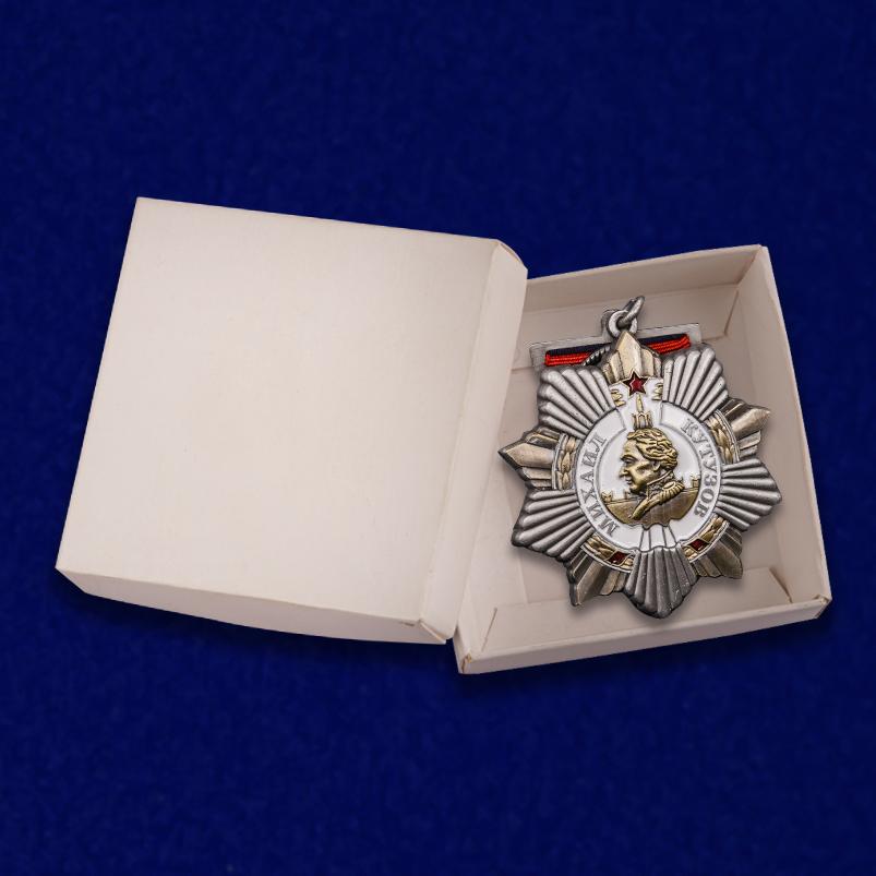 Орден Кутузова I степени (на колодке) с доставкой