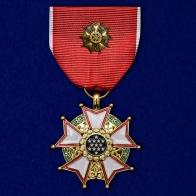 """Орден """"Легион Почета"""" США 3-ей степени"""