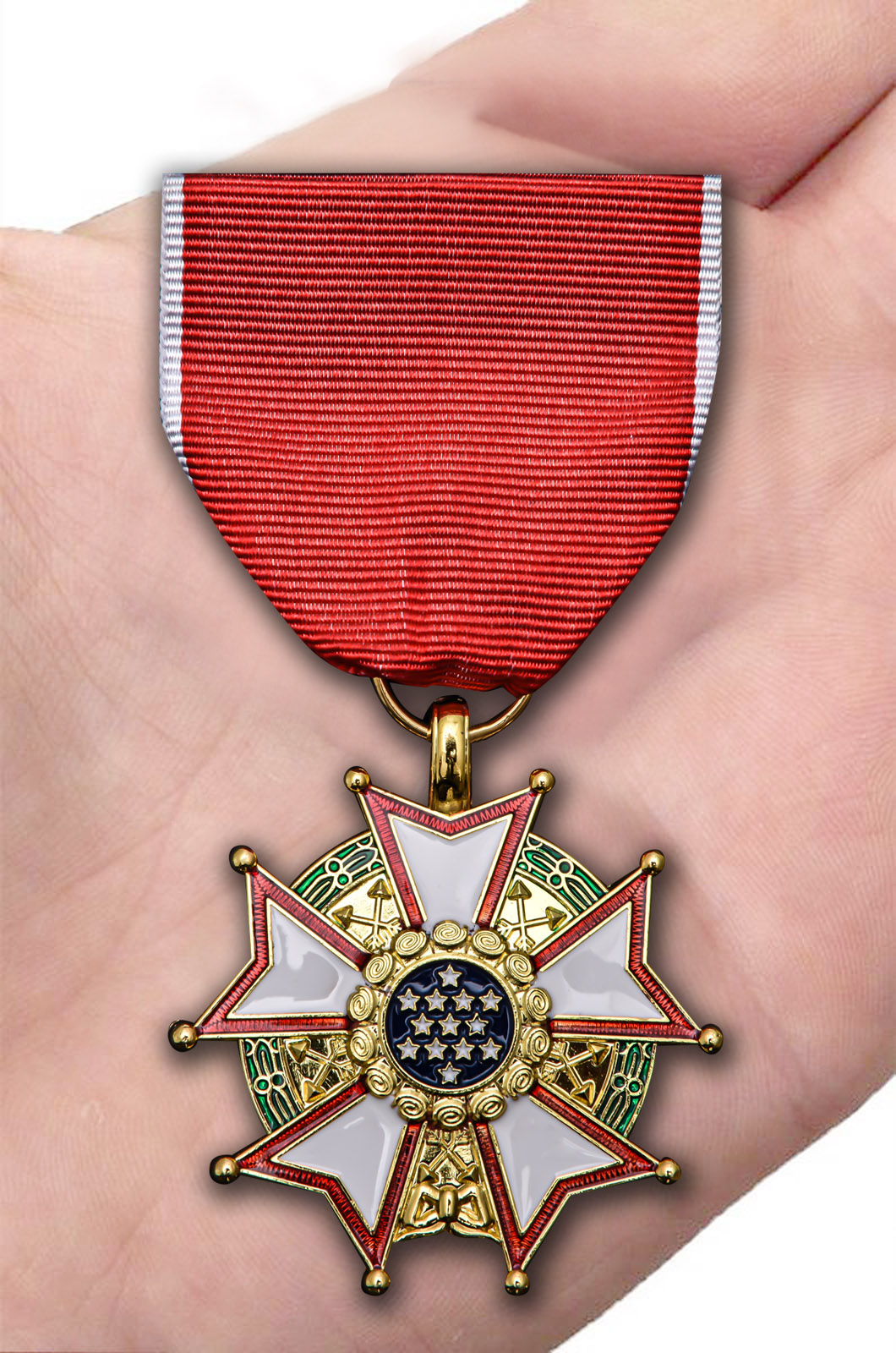 "Заказать орден ""Легион Почета"" США 4-й степени"