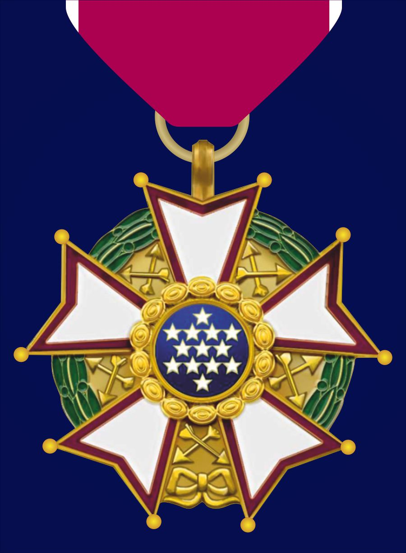 """Орден """"Легион Почета"""" США 4-й степени"""