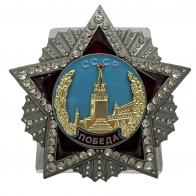 Орден Победы на прозрачной подставке
