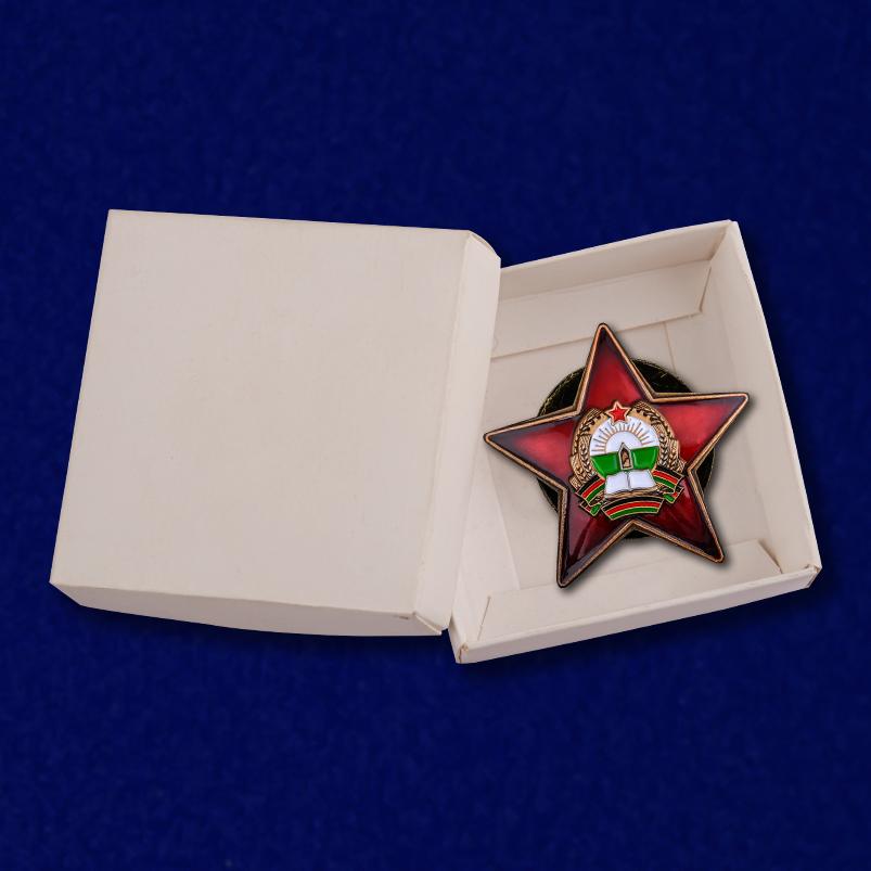 Орден Республики Афганистан «За храбрость» с доставкой