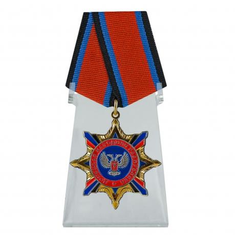 Орден Республики на подставке