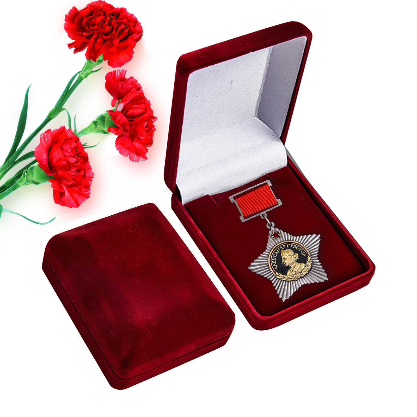 Муляж ордена Суворова 1 степени на колодке