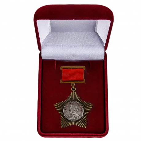 Орден Суворова 2-й степени - высококачественный муляж