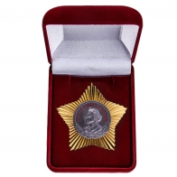 Орден Суворова II степени - высококачественный муляж