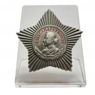Орден Суворова III степени на подставке
