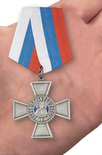 Орден Святителя Николая Чудотворца (1920) - вид на ладони