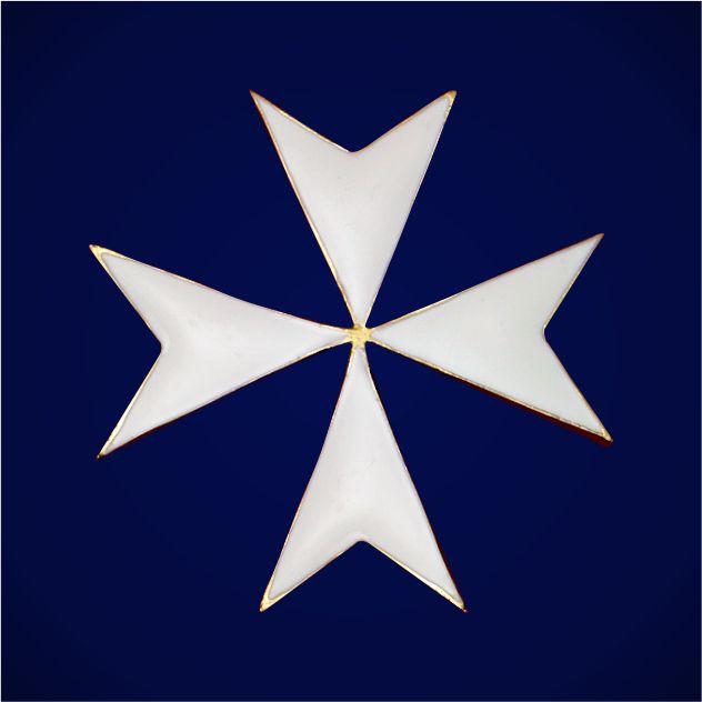 Орден Святого Иоанна Иерусалимского (Мальтийский крест)