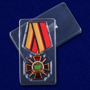 """Орден """"Ветеран Афганской войны"""" на колодке в футляре"""