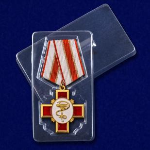 """Орден """"За заслуги в медицине"""" на колодке в футляре"""