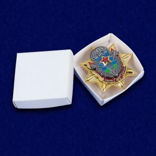 Знак 85 лет Воздушно-десантным войскам - в коробке