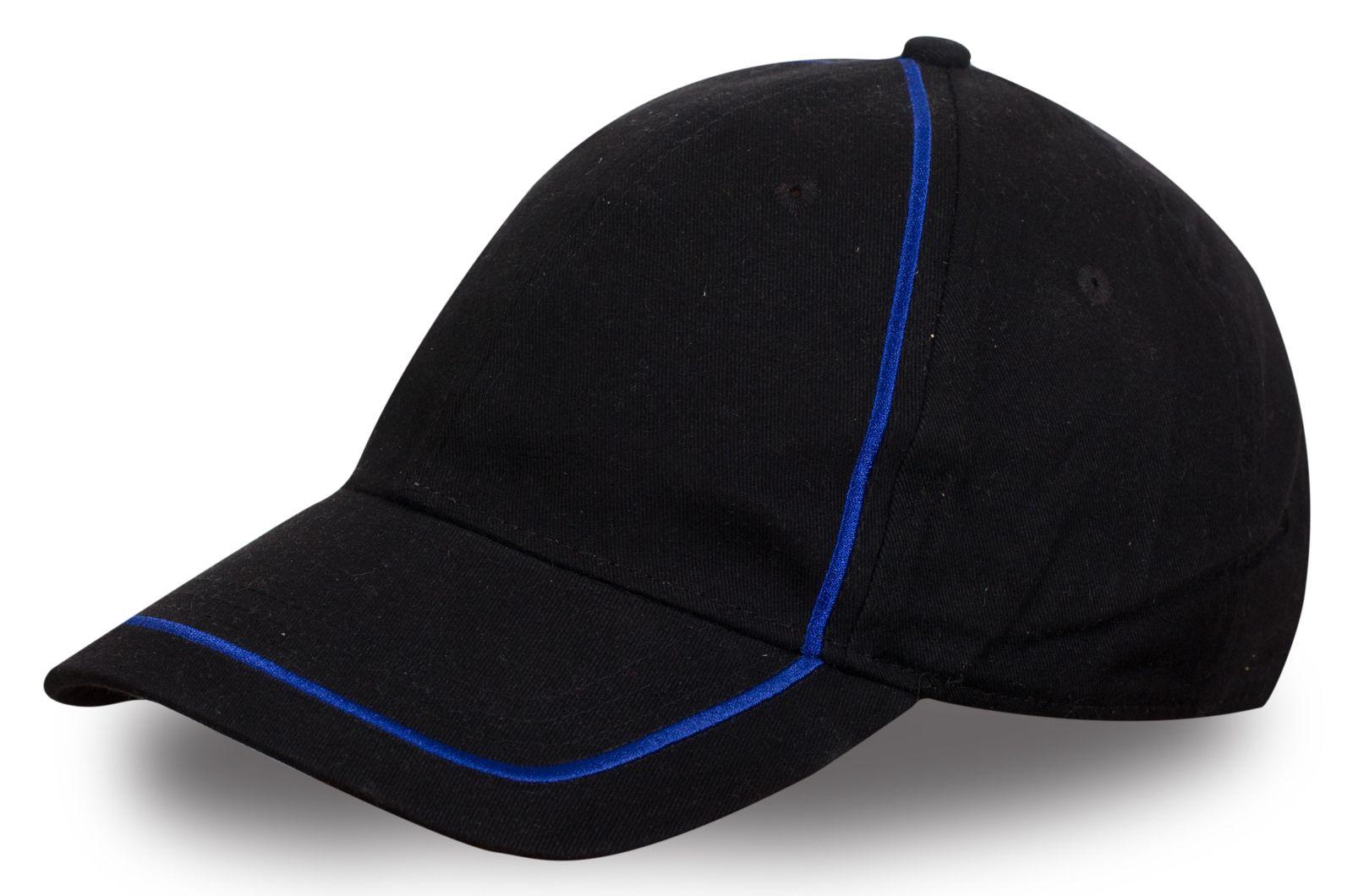 Оригинальная бейсболка черная
