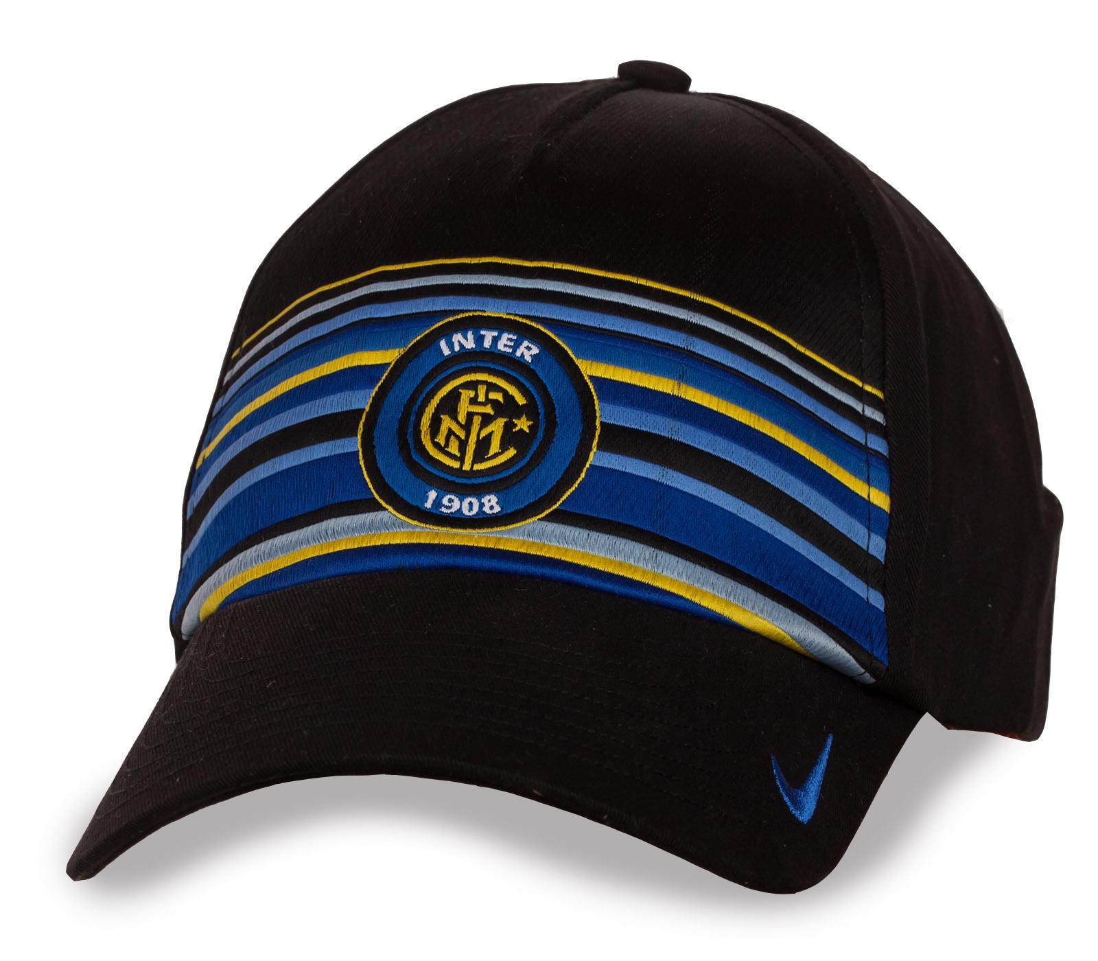 Оригинальная бейсболка Inter.