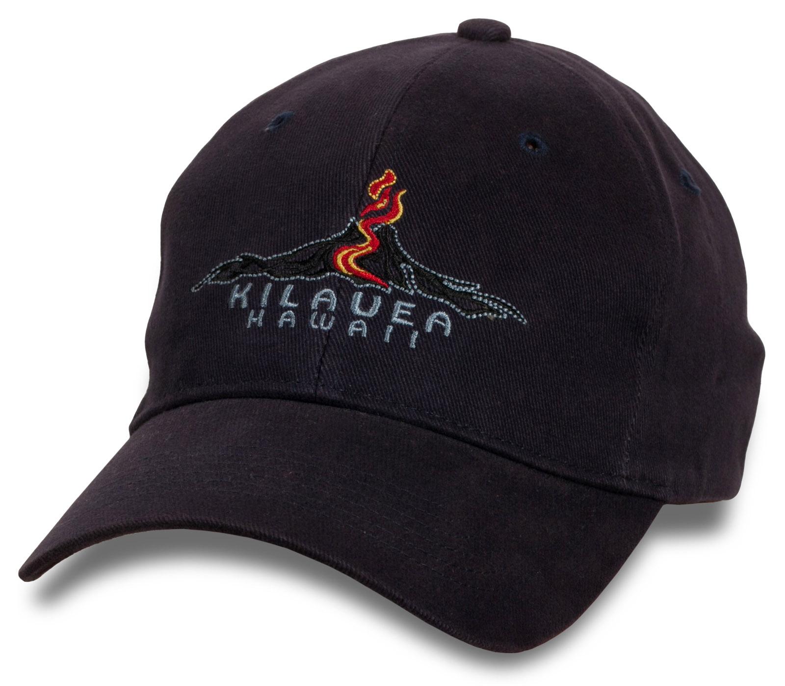Оригинальная бейсболка Kilauea Hawaii.