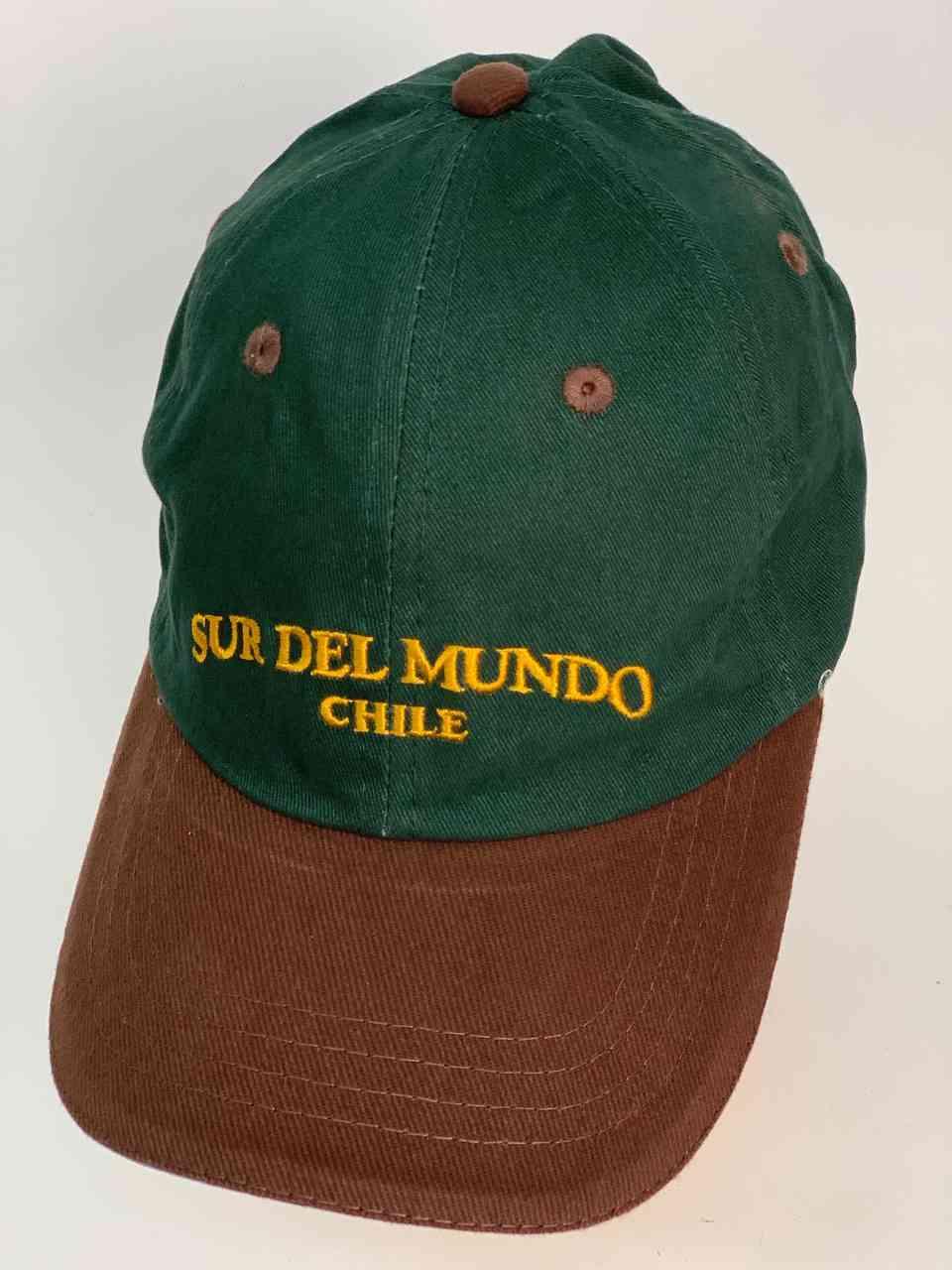 Оригинальная бейсболка Sur Del Mundo