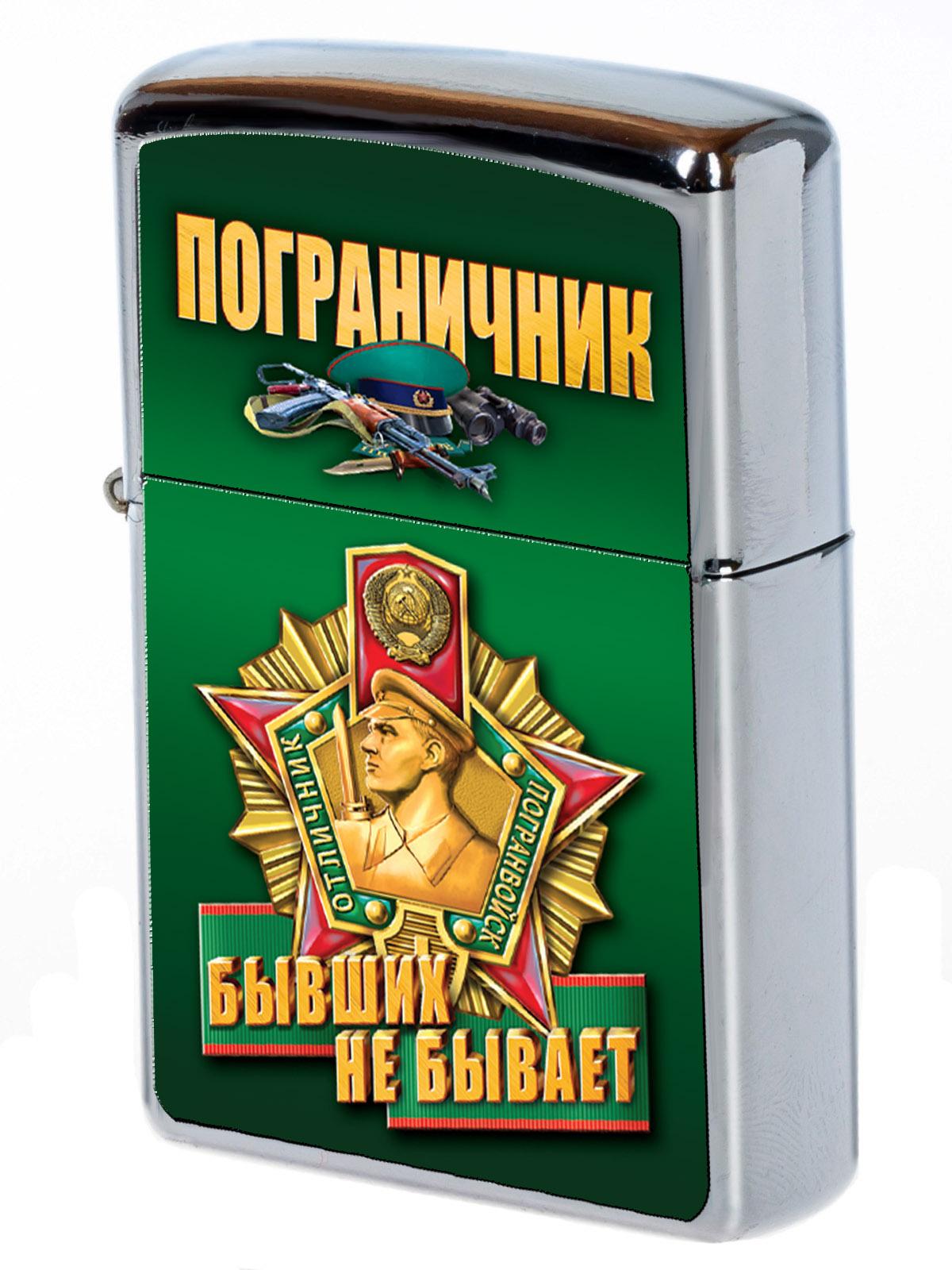 Оригинальная бензиновая зажигалка