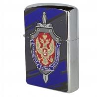 Оригинальная бензиновая зажигалка ФСБ
