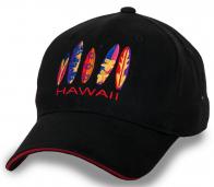Оригинальная черная бейсболка Hawaii