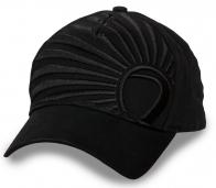 Оригинальная черная бейсболка унисекс