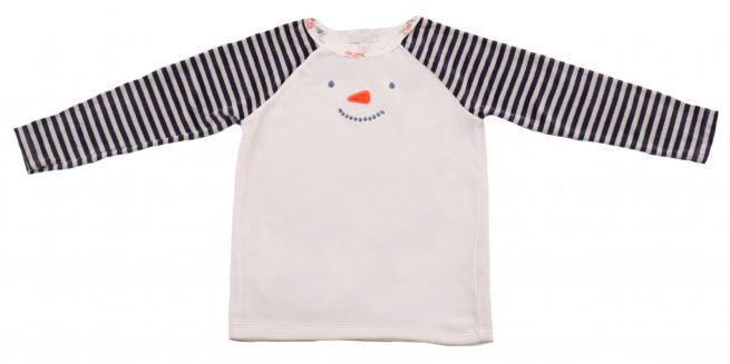 Оригинальная детская кофточка от бренда The Little White Company®