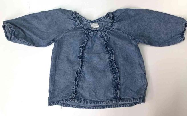 Оригинальная детская рубашка для малышей