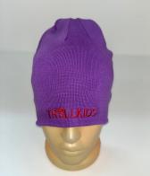 Оригинальная двухсторонняя шапка