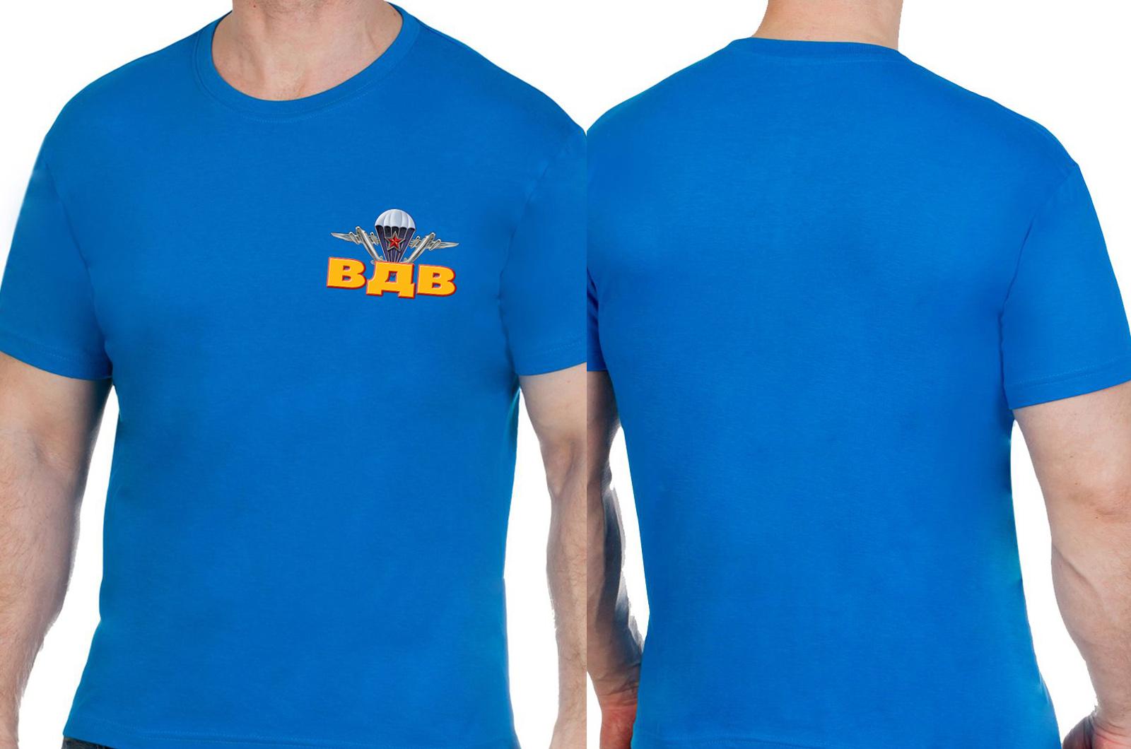 Оригинальная футболка десантника - заказать онлайн