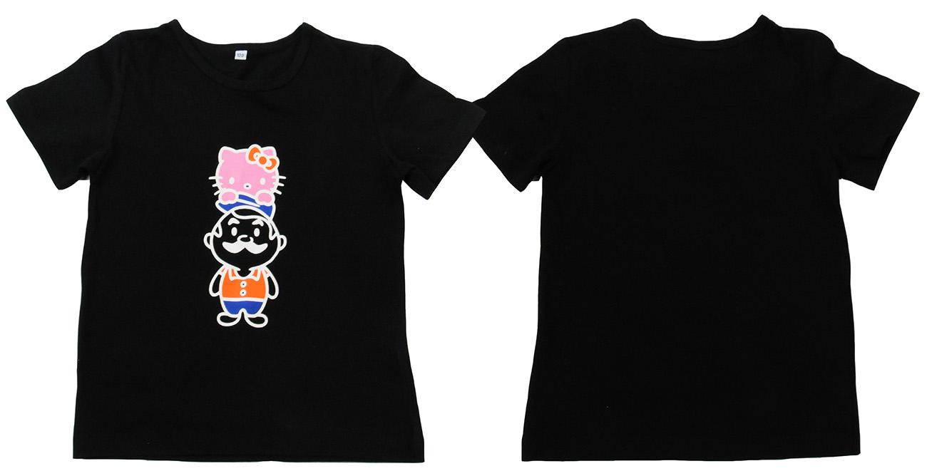 Оригинальная футболка для детей от бренда Kitty с доставкой