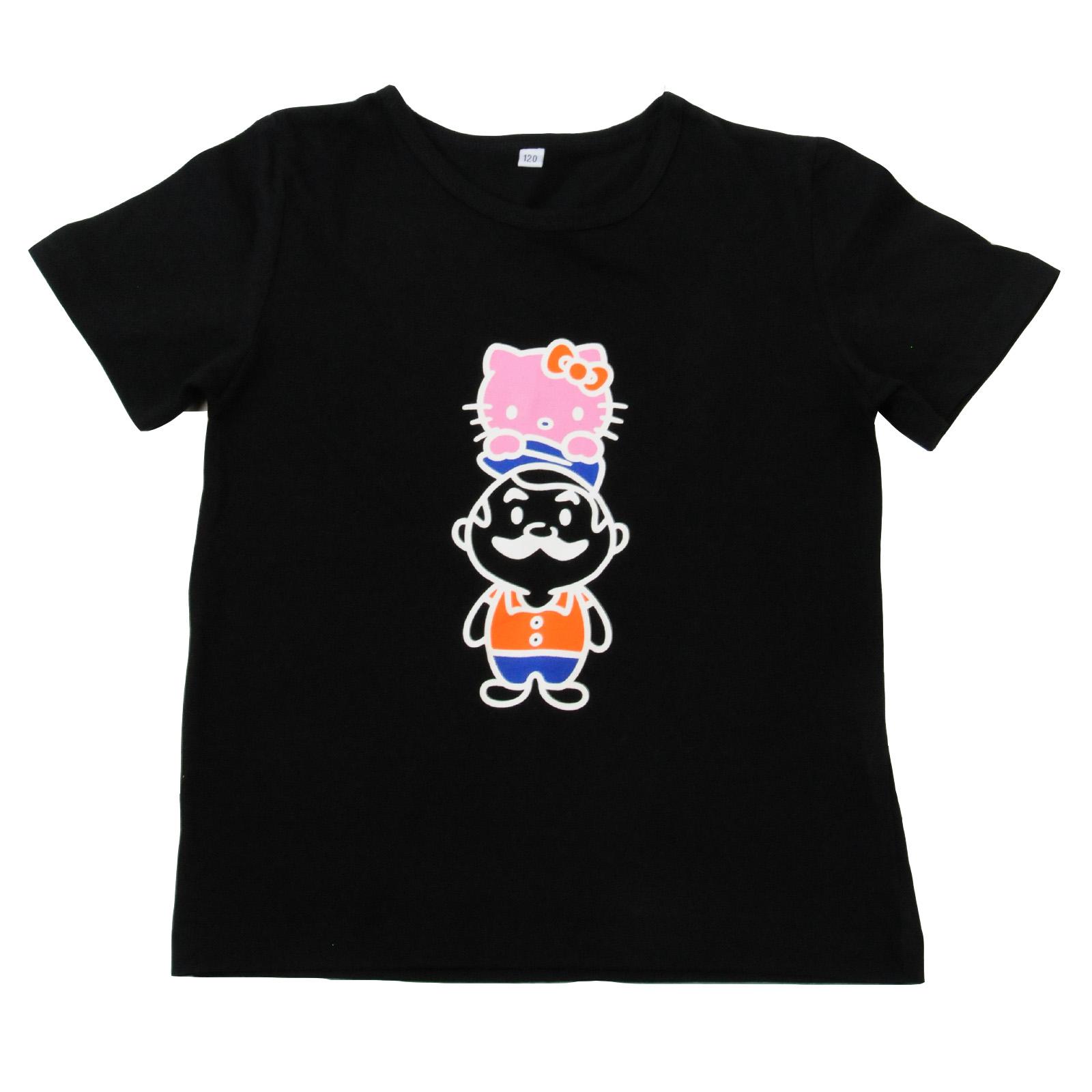 Оригинальная футболка для детей от бренда Kitty
