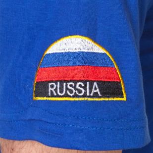Уставная футболка МЧС России от Военпро