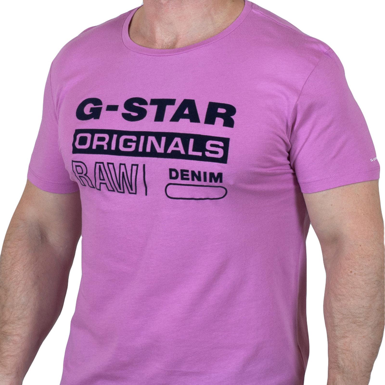 Оригинальная голландская футболка G-Star Raw®
