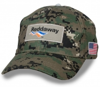 Оригинальная камуфлированная бейсболка Reddaway