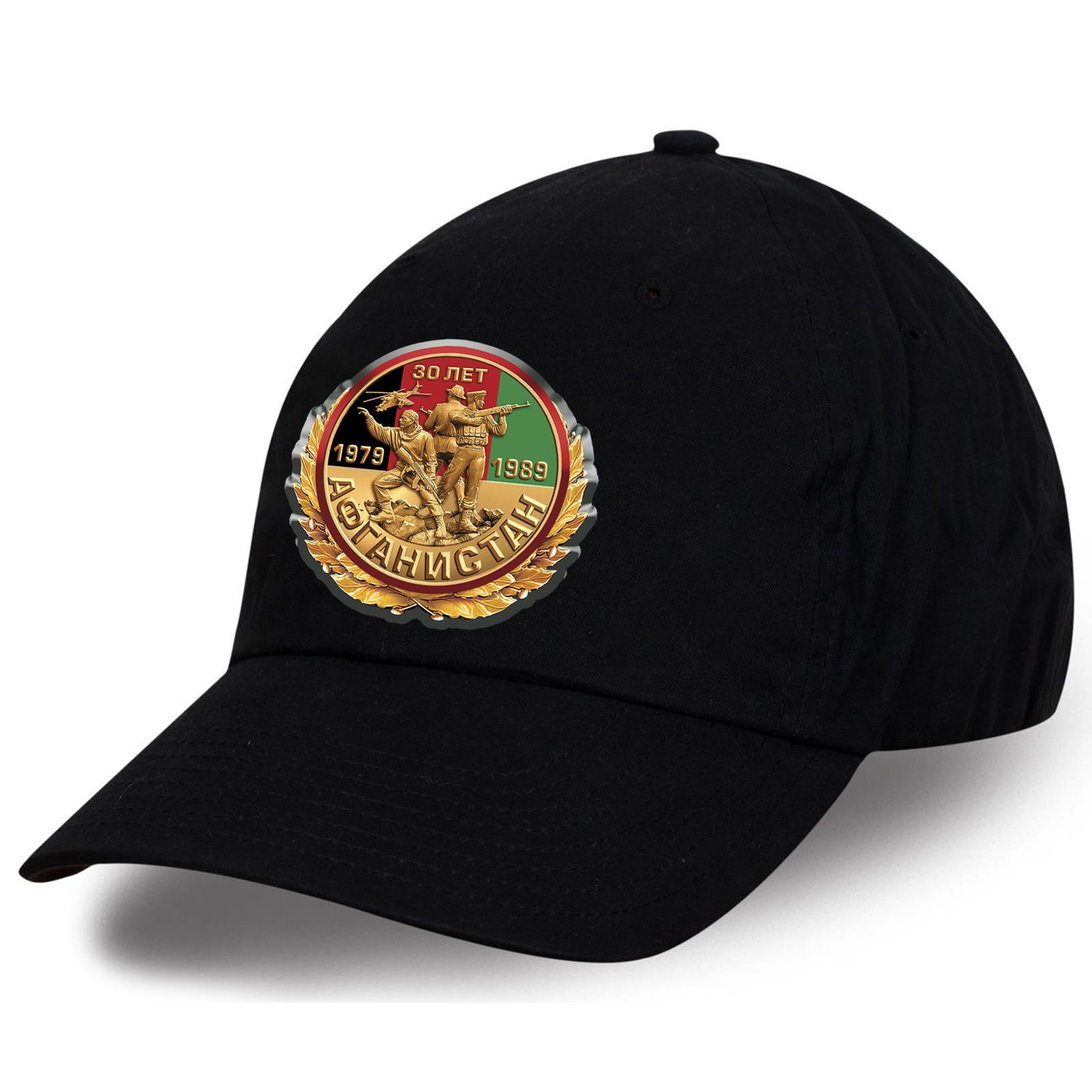 Оригинальная кепка Афганистан 30 лет